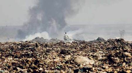 Deonar dumping ground: BMC refuses to pay firm its dues, cites 'absence' when fire broke out in January
