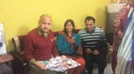 Death of Ryan student: Our child was bright, say  parents, show Manish Sisodia certificates,medals