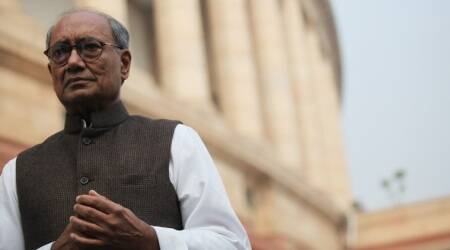 PM should reach out to Opposition on presidential poll: Digvijay Singh