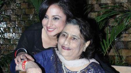 Divya Dutta, Divya Dutta mother, Divya Dutta mother death, Divya Dutta news, Divya Dutta films, Divya Dutta book, entertainment news