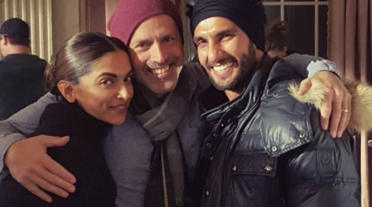 Ranveer Singh and deepika padukone photo