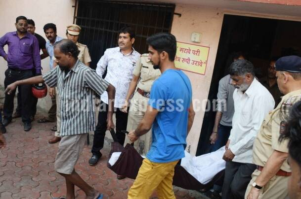 Thane, thane murder, thane killing, thane murder case, thane crime, thane 14 murdered, thane man kills family, thane news, mumbai news, mumbai murder