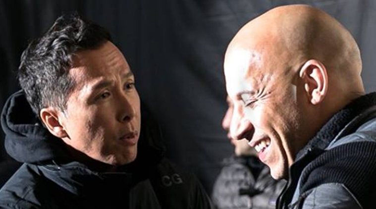 xXx: The Return of Xander Cage, Donnie Yen,Vin Diesel, Deepika Padukone, xXx: The Return of Xander Cage cast, xXx: The Return of Xander Cage donnie yen, entertainment news