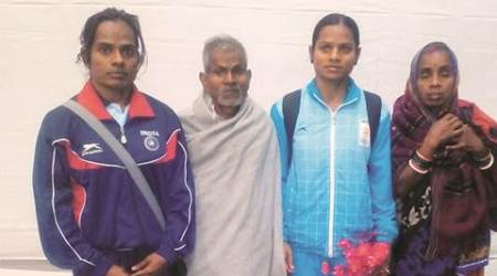 I finally saw why running makes my daughter so happy: Parents of sprinter Dutee Chand