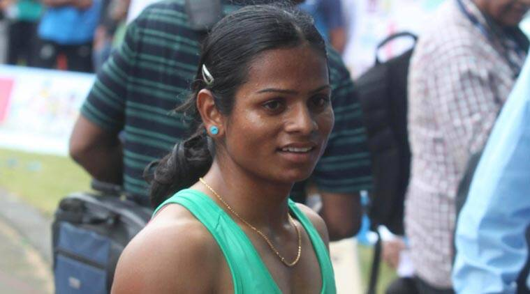 Dutee Chand, Dutee Chand record, Dutee Chand athletics record, Dutee Chand national record, Dutee Chand 7.28, Chand record, Sports News, Sports
