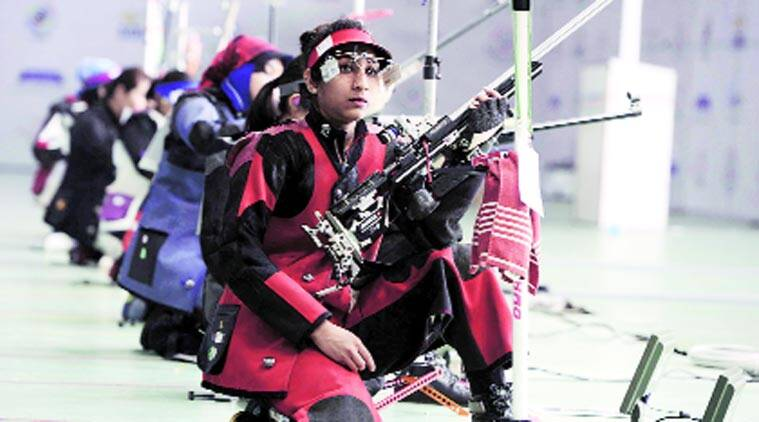 Shooting, Shooting sports, Olympics, Rio Olympics, 2016 Rio Olympics, Rio 2016, Elizabeth Susan Koshy, Elizabeth Koshy, Olympics qualifiers, Shooting qualifiers, shooting news, shooting