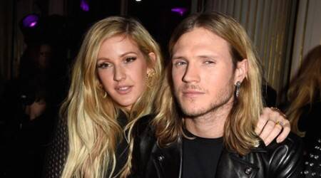 Ellie Goulding, Ellie Goulding Split again, Ellie Goulding Split Second Time, Ellie Goulding Boyfriend, Dougie Poynter, Ellie Goulding dougie Poynter, Entertainment news