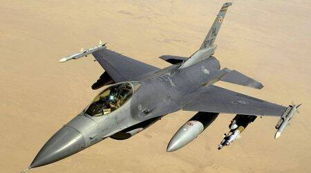 Lockheed Martin and Tata ink historic deal to make F-16 fighter jets in India