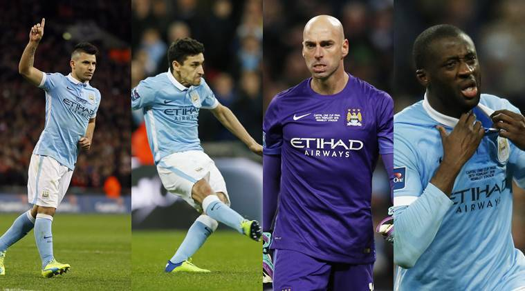 Capital One Cup, League Cup Final, FA Cup Final, Manchester City, Manchester City news, Manchester City vs Liverpool, League Cup 2016, Caballero , Manuel Pellegrini, League Cup news, Capital Cup Final, football news, Football updates, Football