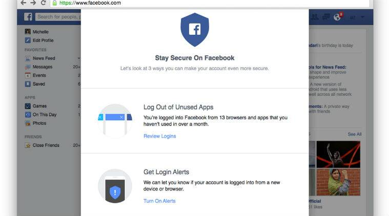 Facebook, Facebook security, Facebook security tips, Facebook safety, Facebook privacy settings, Internet security, Facebook clean up, Facebook security tips, technology, technology news