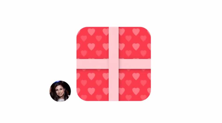 Facebook messenger has new feature to help you with valentines day facebook messenger valentines day message facebook v day message facebook facebook negle Choice Image