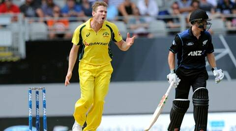NZ vs Aus: James Faulkner ruled out of the remaining ODIs