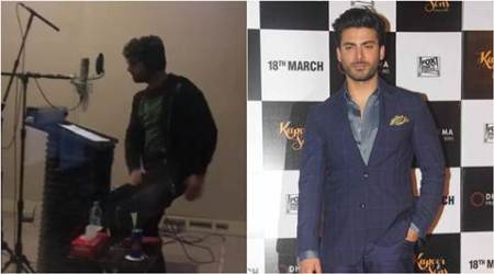 Watch: Fawad Khan sings and dances on 'Ladki Beautiful' song until he realises he is on camera