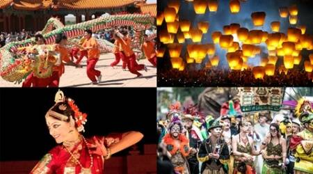 Fantastic February festivals celebrated around the world