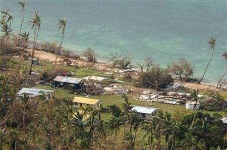 Fiji Cyclone: 10-month-old baby among those presumed dead