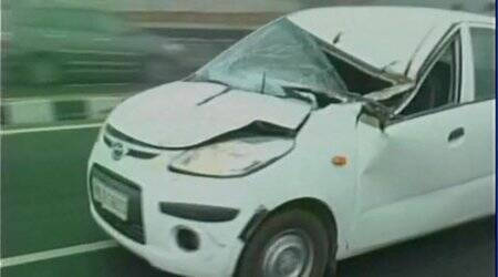 Karnal: Multi-vehicle pileup on NH-1 leaves at least five dead