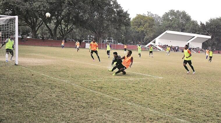 All India Football Federation, Chandigarh Football Association, Indian Football Federation, Football stadium in chandigarh, football players in India, India football ranking, Indian football team, Football team of India