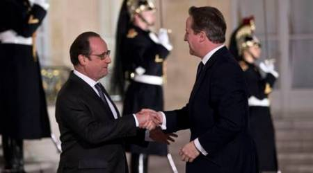 Francois Hollande, David Cameroon, French president, british president, EU deal, Europe, european countries, EU Hollande Cameroon, Hollande and Cameroon, world news, international news