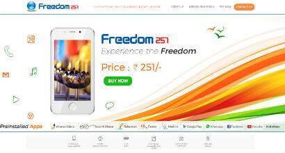 freedom 251, freedom 251 mobile, Freedom 251 booking, Freedom mobile, Ringing Bells, Freedom 251 delivery, Freedom 251 mobile booking, ringing bells freedom 251, freedom 251 android smartphone, ringing bells smartphone launch today, freedom 251 cheapest mobile, ringing bells india, technology, technology news