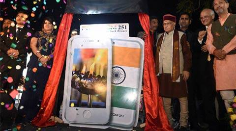 Freedom 251 has a price of Rs 251: Here's what we know