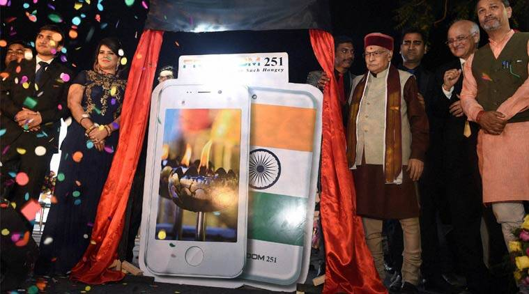 Ringing Bells, Freedom 251, Freedom 251 mobile booking, Freedom 251 delivery, Freedom 251 website, Freedom 251 price, Make in India, Smartphones, cheap smartphone, smartphone under Freedom 251 specs