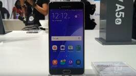 Samsung Galaxy A5 First Look Video