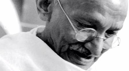 The write view: A new illustrated biography looks to humanise Mahatma Gandhi, not deifyhim