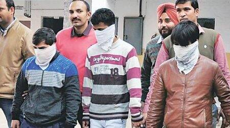 Chandigarh: Police bust gang of cyber criminals, arrestthree