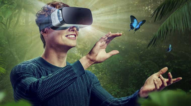 Augmented reality, Virtual Reality, Google, Google Glass, VR headset, VR India, 3D, VR uses, VR movies, Samsung Gear VR, Oculus Rift, technology, technology news