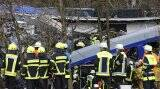 Germany: Trains collide head-on, at least eight dead and around 40 injured