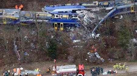 Germany: Two blunders by dispatcher led to train crash
