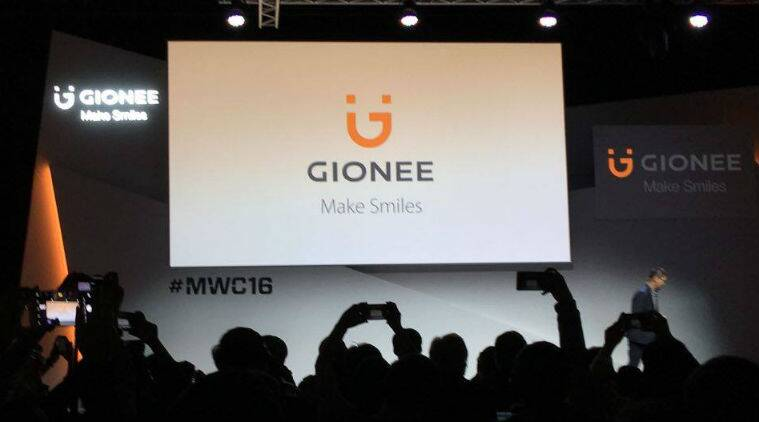 Gionee S8, Gionee S8 launch, Gionee 3D Touch, Gionee S8 price, Gionee S8 specs, Gionee S8 features, Gionee, MWC, MWC 2016, MWC launch, smartphones, technology, technology news