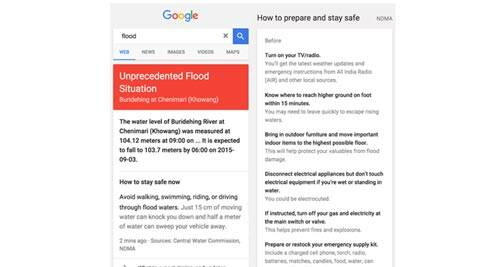 Google alerts, Google flood alert, Google public alerts, Google Floods india, Google Flood information, Floods, Chennai Floods, Kashmir Floods, Real-time flood alerts