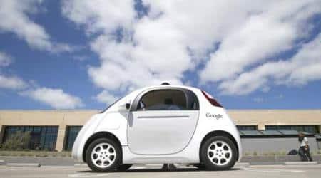 Google, Google self-driving cars, Google Self-driving cars recognised, Google automatic cars, Google car, Google car project, Google US govt, technology, technology news