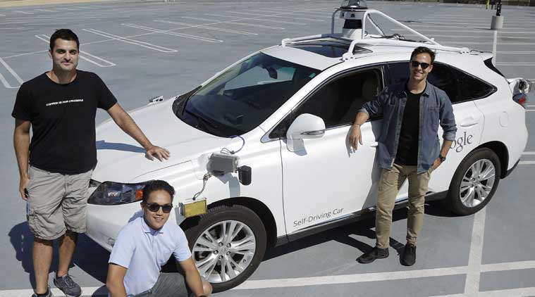 Google, Google self-driving cars, Google Self-driving cars recognised, Google automatic cars, Google car, Google car project, Google US govt, technology, technology news