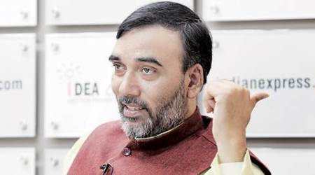 Gopal Rai, Aam Aadmi Party, AAP, AAP madhya pradesh, AAP MP, madhya pradesh aam aadmi party, AAP to contest MP, shivraj singh chouhan, indian express, india news