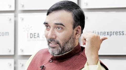 Odd-even, odd-even phase II, Arvind kejriwal, Delhi CM Kejriwal, AAP, AAP government, Delhi government, Transport minister Gopal Rai, Gopal Rai, Central government exempt from Odd-even, delhi news