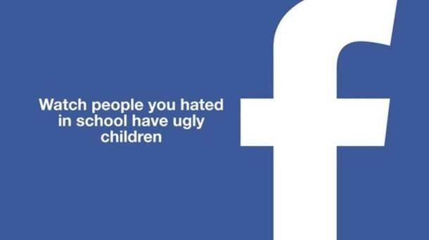 These ad parodies on social media websites are absolutely hilarious