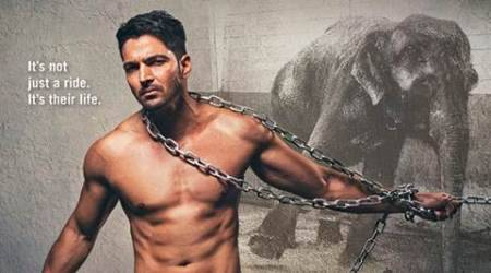 Sanam Teri Kasam actor Harshvardhan Rane draws attention to abused elephants