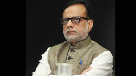 Stock market fall not due to new capital gains tax: Finance Secy Hasmukh Adhia