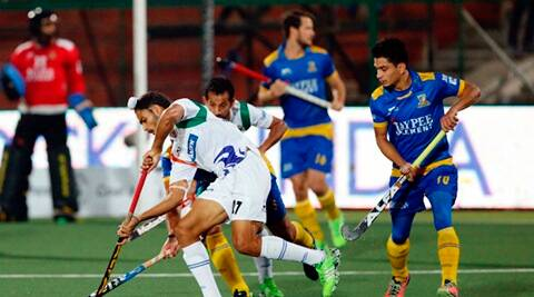 HIL 2016: 'Distracted' Punjab go down to UP's  wizards