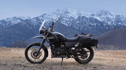 Royal Enfield unveils the 411cc tourer Himalayan, goes on sale in March