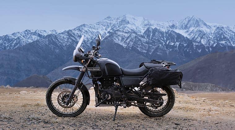 Watch Royal Enfield Unveiled The 411cc Tourer Himalayan