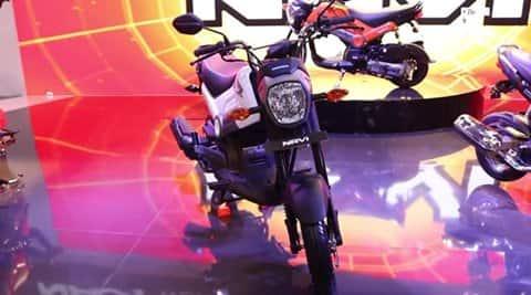 Auto Expo 2016, delhi Auto Expo 2016, Honda, Honda Navi, auto news