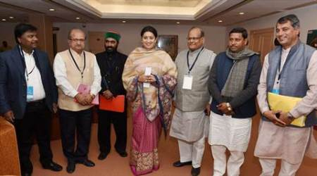 hrd ministry, education policy, india education policy, new education policy, smriti irani. central universities, foreign university campus in india, higher eduaction policy, india news, education news, latest news