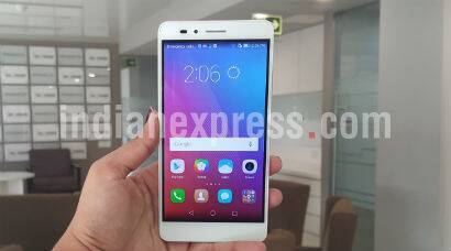 Huawei Honor 5X First Look: Metal unibody design, 360 degree fingerprint scanner are impressive
