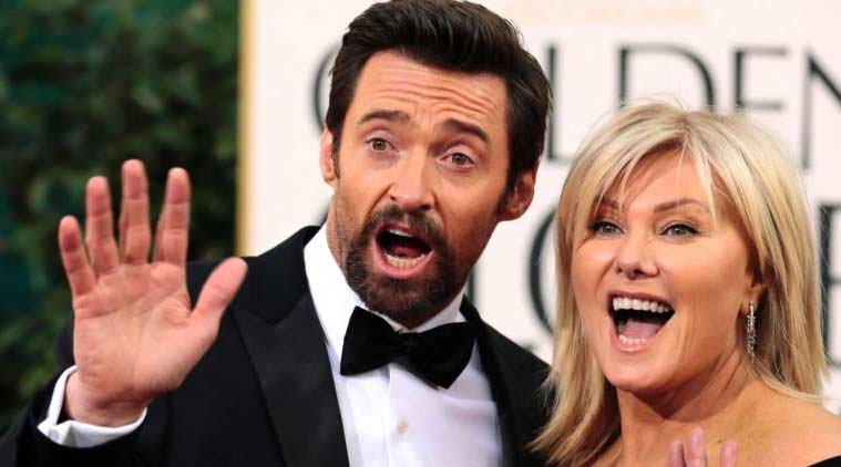 Hugh Jackman gushes over wife | Entertainment News,The ...