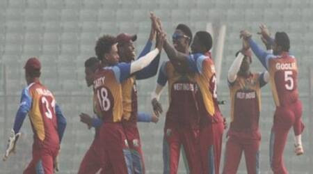U-19 World Cup: West Indies upset Pakistan, face hosts Bangladesh in semi-finals