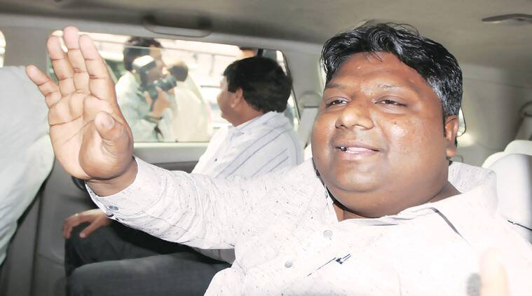 Government official held for 'assault' on AAP minister Imran Hussain