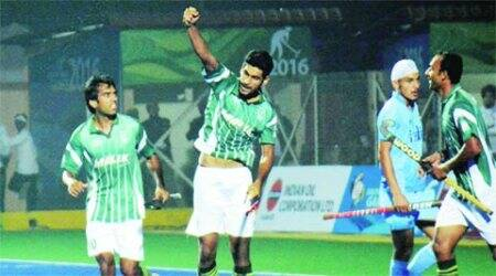 South Asian Games: All rise for Pakistan hockey stars